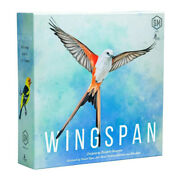 Wingspan Board Game A Bird Collection Engine Building Stonemaier