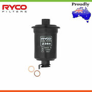 New Ryco Fuel Filter For Daihatsu Charade G102 1.3l 4cyl Part Number-z364