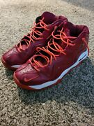 Nike Air Max Pippen 1 Noble Red 2013 Basketball Shoes Men's Size 13 325001-600