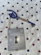 Disney Store Fireworks Collectible Key Not Pin, Hard To Find Brand New W/tag