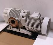 Leybold Ruvac Wslf1001 Roots Vacuum Pump For Laser Gas