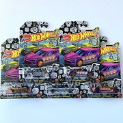 Hot Wheels 2021 - Halloween - Day Of The Dead - Set Of 5 - New Release