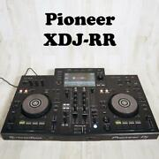 Pioneer Xdj-rr All-in-one Dj System With Power Cord. Ac Adapter. Usb Cable