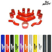 Roose Motorsport Maserati 3200gt Series 1 1998-2002 Boost Silicone Hose Kit R...