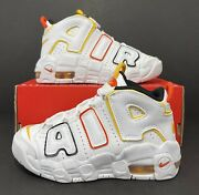 Nike Air More Uptempo Ps Roswell Raygunsand039 Dd9286-100 Size 13c No Lid