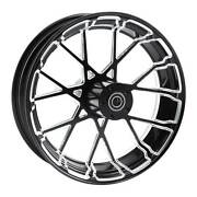 18and039and039 Rear Wheel Rim W/ Hub Fit For Harley Touring Fltr/flht/flhr Non Abs 08-2021