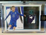 Mason Mount Impeccable 1/1 Game Worn Patch