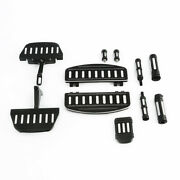 Hand Grips Floorboard Mount Shifter Pegs Fit For Harley Touring Road King 86-21