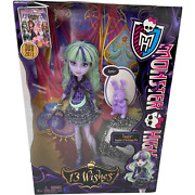 Monster High Twyla Doll 13 Wishes Daughter Of The Boogey Man 2012 Mattel New