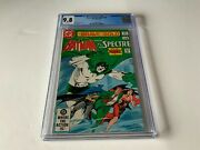 Brave And The Bold 199 Cgc 9.8 White Pages Batman Spectre Dc Comics 1983