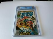 Human Fly 2 Cgc 9.8 White Pages Ghost Rider Death Duel Wheels Marvel Comics 1977
