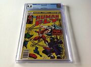 Human Fly 6 Cgc 9.8 Off White To White Pgs Highest Graded Marvel Comics 1978