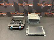 2014 Ford Mustang Gt Oem Shaker Navigation Radio W/ Climate Control -read-