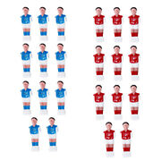 22x Professional Foosball Man Guys Players - Table Soccer Football Parts