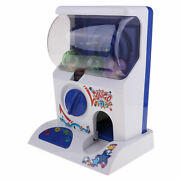 Home Capsule Toy Gashapon Machine With 6x Dinosaur Balls And 12x Game Coins