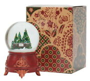 Nib Taylor Swift Christmas Tree Farm Musical Snow Globe Limited Edition Sold Out