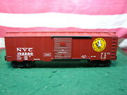 Frankand039s Roundhouse Frh 4 New York Nyc Early Bird O Scale Box Car 152280 New