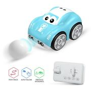 Deerc Rc 1/10 Car Mini Remote Control Car For Kids Toy Cars With Auto Follow Obs
