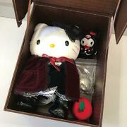 Rare World Limited 500 Pcs Hello Kitty Black Wonder Limited Edition From Japan