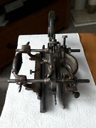 Extremely Rare Antique Stanley Rule And Level Company No. 55 Combination Plane