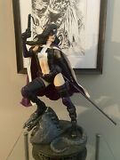 Huntress Premium Format Exclusive Statue By Sideshow Collectibles. 308/750