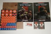 Warhammer 40k Kill Team Octarius Campaign Rule Book Cards Board Tokens Dice