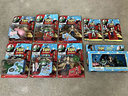 New 9 Vtg Disney Toy Story Action Figure Collectible Figure Gift Set Lot Sealed