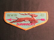 Suanhacky 49 F, Flat Rolled Edge Flap