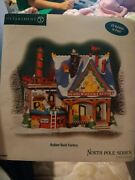 Dept 56 - North Pole - Rubber Duck Factory - Animated - 799920 - Rare
