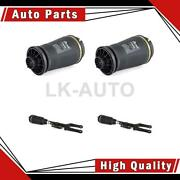 Arnott Industries Front Rear 4 Of Air Suspension Spring Air Struts For Gl320