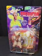 1994 Kenner Predator Stalker Glow In The Dark And Shoots Spear, New In Package