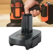 Battery Adapter For Blackanddecker Porter Cable Batteries Convenient Durable