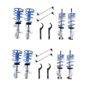Bilstein 47-139060 Set Of 2 Front And Rear Suspension Kit For 07-15 Mini Cooper