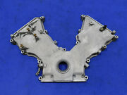 96 Lincoln Mark 8 Dohc 4.6l Three Bolt Tensioner Timing Cover Used Take Off A53