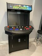 Retro Arcade Game Console Standup 4500 Games Up To 4 Players