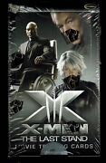 2006 X-men The Last Stand Trading Cards 40 Pack Box Sealed /9000
