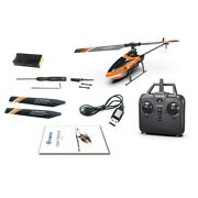Eachine E129 2.4g 4ch 6 Axis Gyro Altitude Hold Flybarless Rc Helicopter Rtf Opt