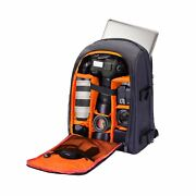 Camera Backpack Waterproof By G-raphy For Dslr/slr Cameras Canon Nikon Son...