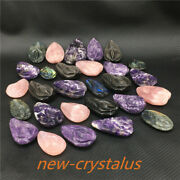 Wholesale A Lot Of Natural Source Of Life Carved Quartz Crystal Reiki Healing