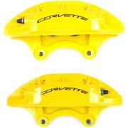 Set-ac1722623-f Ac Delco Brake Calipers 2-wheel Set Front Driver And Passenger New
