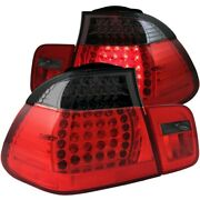 321123 Anzo Tail Lights Lamps Set Of 2 Driver And Passenger Side New For 325 Pair