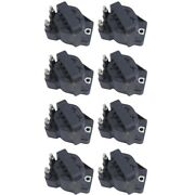 Set-wkp9201005-8 Walker Products Ignition Coils Set Of 8 New For Chevy Olds