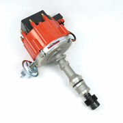 Pertronix Ignition Olds V8 Hei Distributor W/red Cap D1101