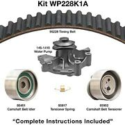 Wp228k1a Dayco Timing Belt Kit New For Mazda Protege 626 Protege5 Ford Probe