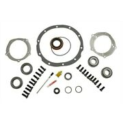 Yk F9-rod Yukon Gear And Axle Differential Installation Kit Rear New For E150 Van