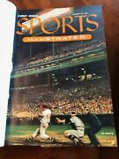 1954 Sports Illustrated First Full Year All 20 Issues Professionally Bound