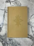 1956 Antique Book Ritual Of The Order Of The Eastern Star