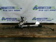 Steering Gear/rack Power Rack And Pinion Coupe Fits 07-15 Mini Cooper 8391285