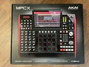 Akai Professional Mpc X Standalone Music Production Center With Sampler And...