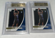 Zion Absolute Bgs Lot 9.5 Gold Label Low Pop Hard To Find Rare